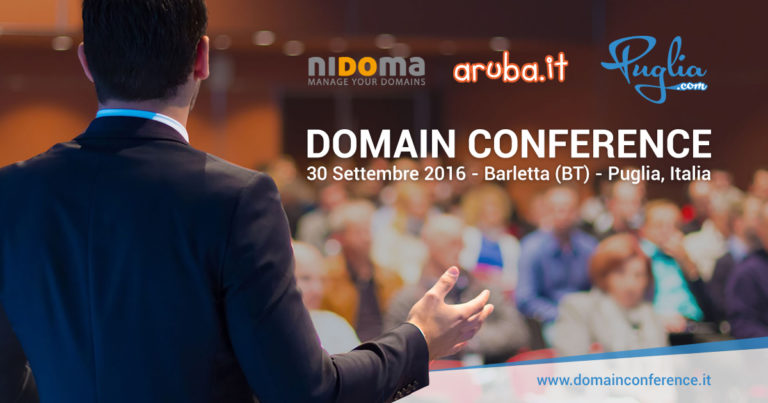 Domain Conference 2016
