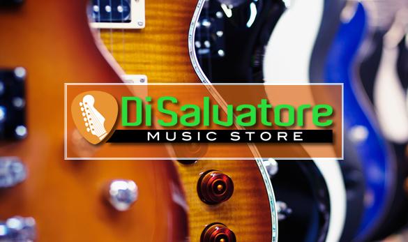 Realizzazione sito ecommerce Di Salvatore Music Store