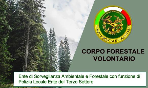 Corpo Forestale Volontario