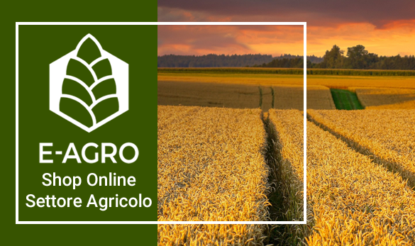Shop online per il settore agricolo